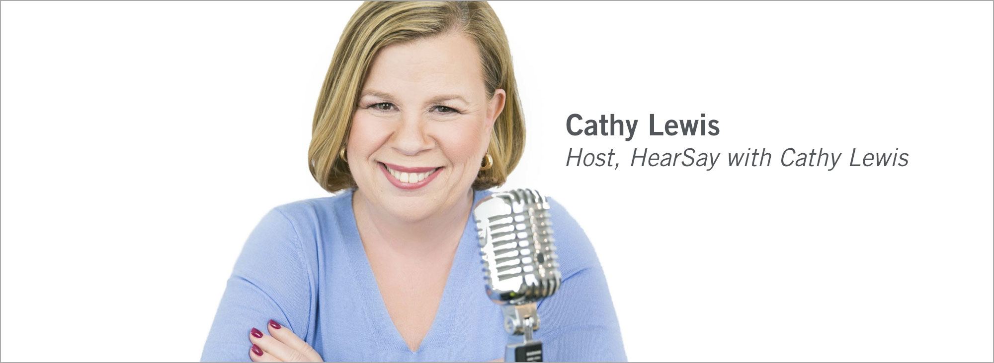 Watch Cathy Lewis video